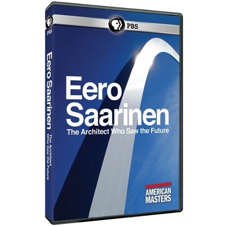 American Masters: Eero Saarinen: The Architect Who Saw the Future DVD