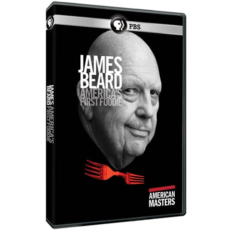 American Masters: James Beard DVD