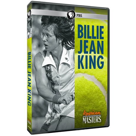 American Masters: Billie Jean King DVD