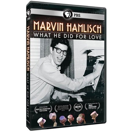 American Masters: Marvin Hamlisch: What He Did For Love DVD