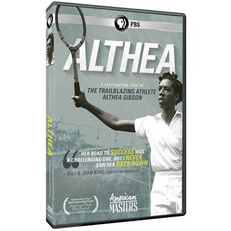 American Masters: Althea DVD