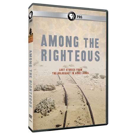Among the Righteous: Lost Stories from the Holocaust in Arab Lands DVD