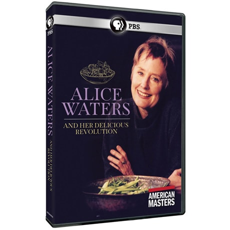 American Masters: Alice Waters and Her Delicious Revolution DVD