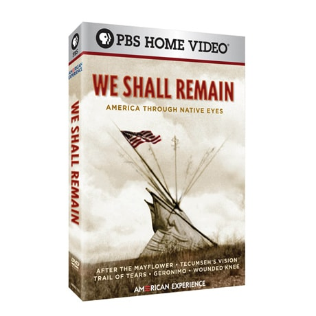 American Experience: We Shall Remain DVD