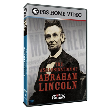 American Experience: The Assassination of Abraham Lincoln DVD