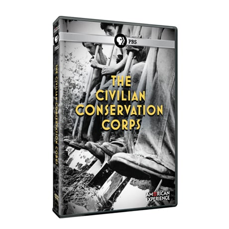 American Experience: The Civilian Conservation Corps DVD