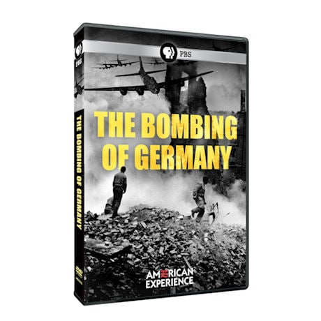 American Experience: The Bombing of Germany DVD