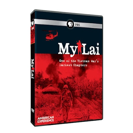 American Experience: My Lai DVD