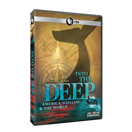 American Experience: Into the Deep: America, Whaling & the World DVD & Blu-ray