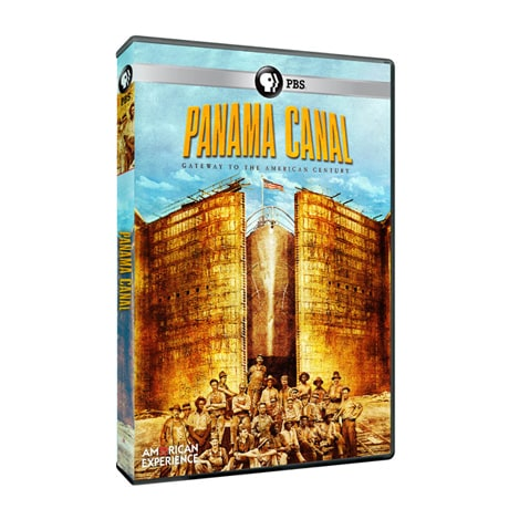 American Experience: Panama Canal DVD