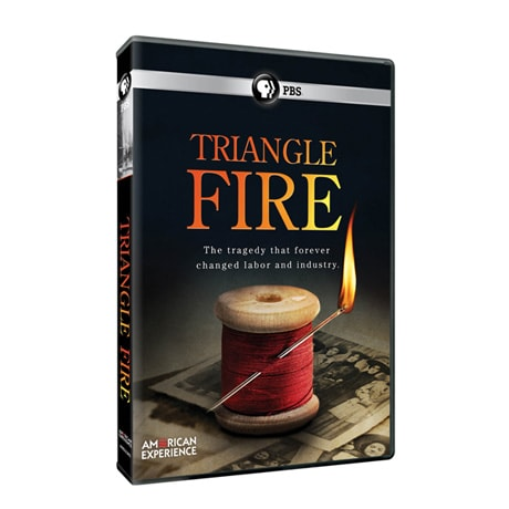 American Experience: Triangle Fire DVD