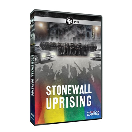 American Experience: Stonewall Uprising DVD