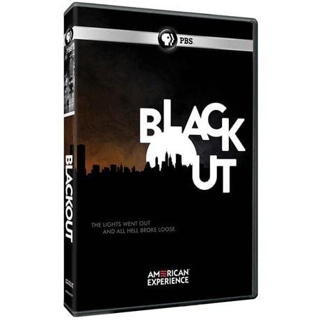 American Experience: Blackout DVD