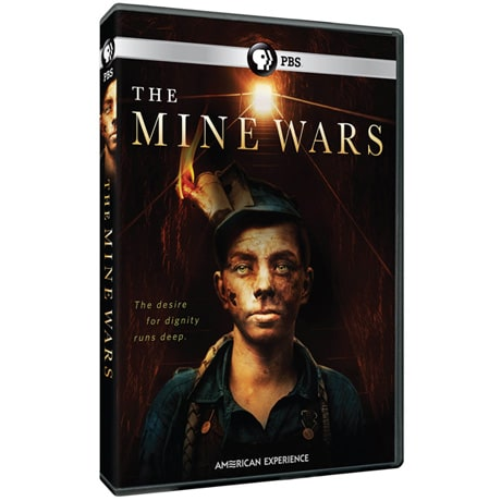American Experience: The Mine Wars DVD