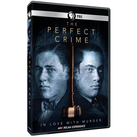 American Experience: The Perfect Crime DVD