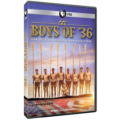 American Experience: The Boys of '36 DVD