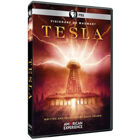 American Experience: Tesla DVD