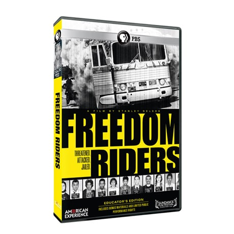American Experience: Freedom Riders - Educator's Edition DVD