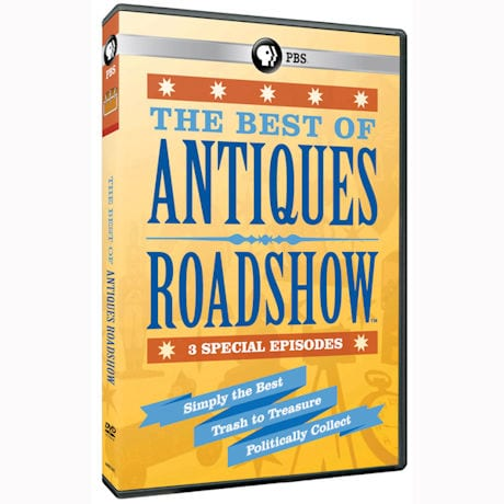 The Best of Antiques Roadshow DVD