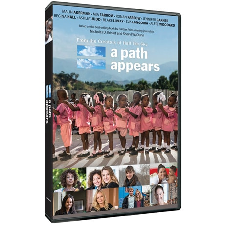 Independent Lens: A Path Appears DVD