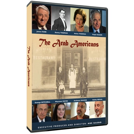 The Arab Americans DVD