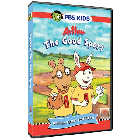 Arthur: The Good Sport DVD