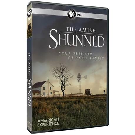 American Experience: The Amish: Shunned DVD