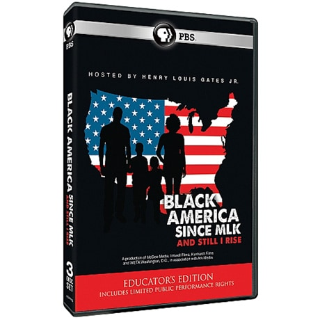 Black America Since MLK: And Still I Rise DVD- AV Item