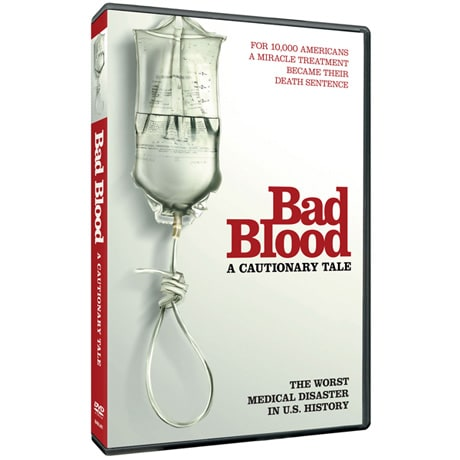 Bad Blood: A Cautionary Tale DVD