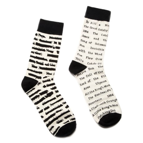 Banned Books Women's Socks