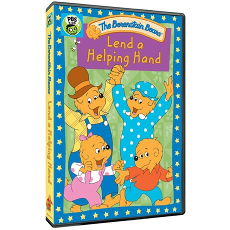 Berenstain Bears: Lend a Helping Hand DVD