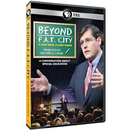 Richard Lavoie: Beyond F.A.T. City (Includes Viewer Guide) DVD