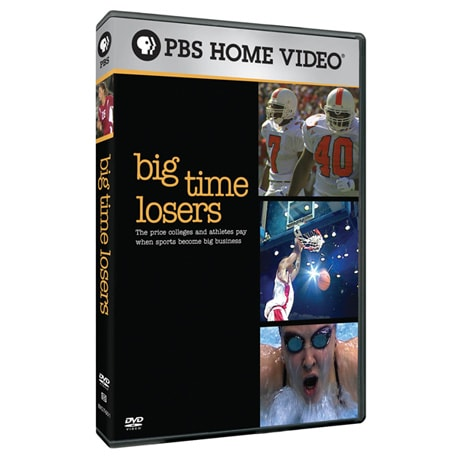 Big Time Losers DVD