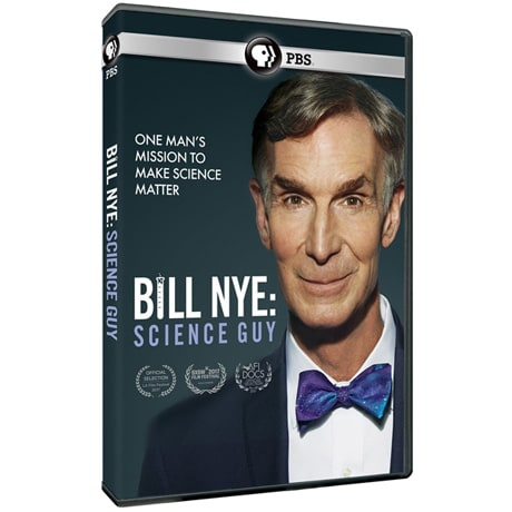 Bill Nye: Science Guy DVD & Blu-ray
