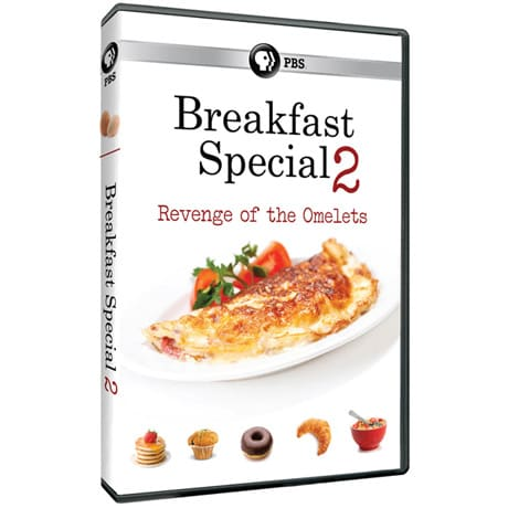 Breakfast Special 2: Revenge of the Omelets DVD