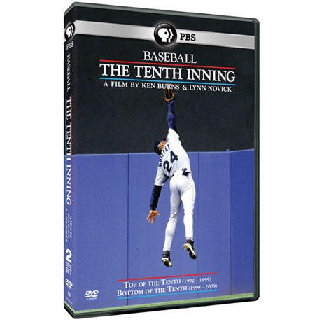 Baseball: The Tenth Inning, A Film By Ken Burns and Lynn Novick DVD