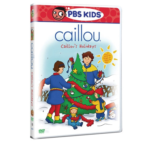 Caillou: Caillou's Holiday DVD
