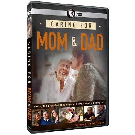 Caring for Mom & Dad DVD