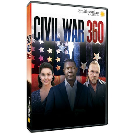 Smithsonian: Civil War 360 DVD