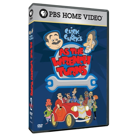 Click & Clack's: As The Wrench Turns DVD