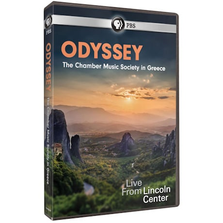 ODYSSEY: The Chamber Music Society in Greece DVD