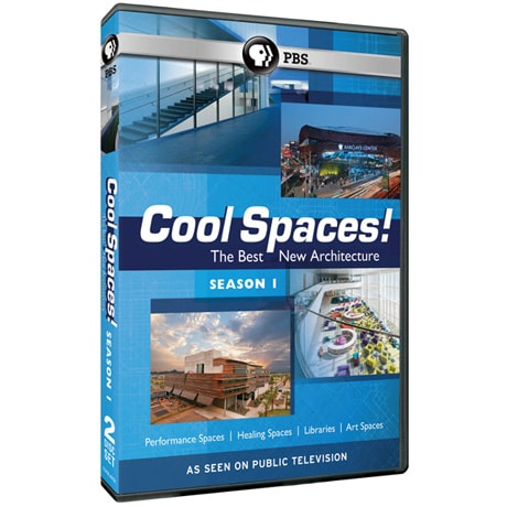 Cool Spaces DVD