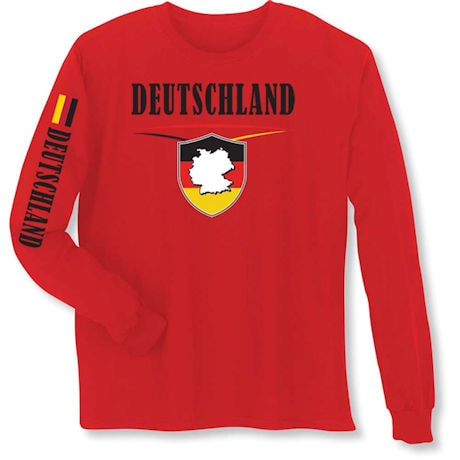 International Shirts- Deutschland (Germany)