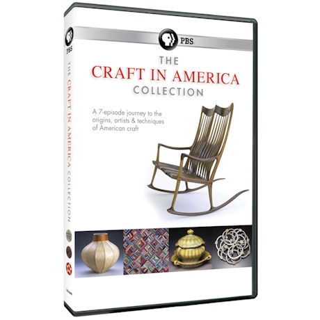 The Craft in America Collection DVD