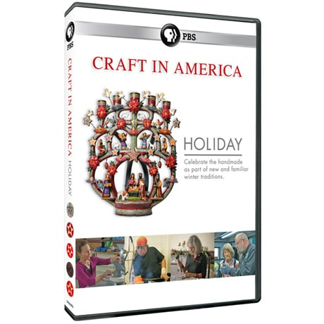 Craft in America: Holiday (Season 5) DVD