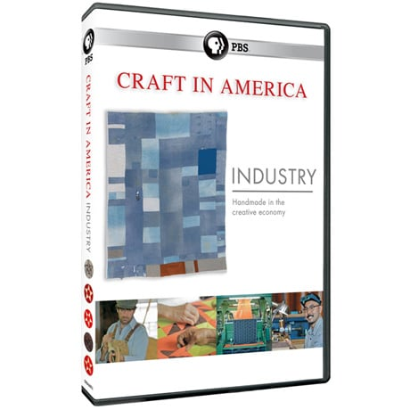 Craft in America: Industry (Season 5) DVD