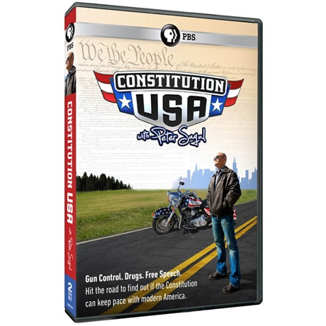 Constitution USA with Peter Sagal DVD