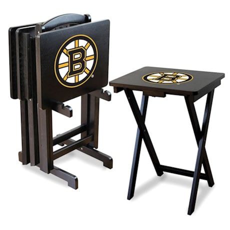 NHL TV Tray Set