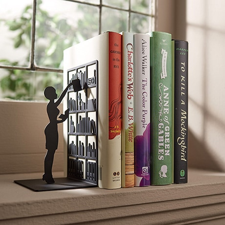 Librarian Bookend