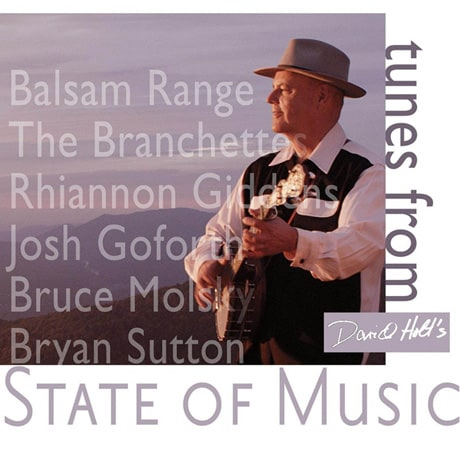 David Holt: State of Music CD
